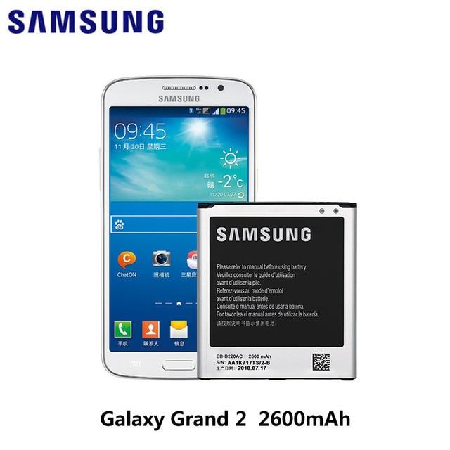 b0b2f3fe100 Original Samsung Battery for Samsung Galaxy Grand 2 G7102 G710 G710K G710L  G7105 G7106 G7108 G7109