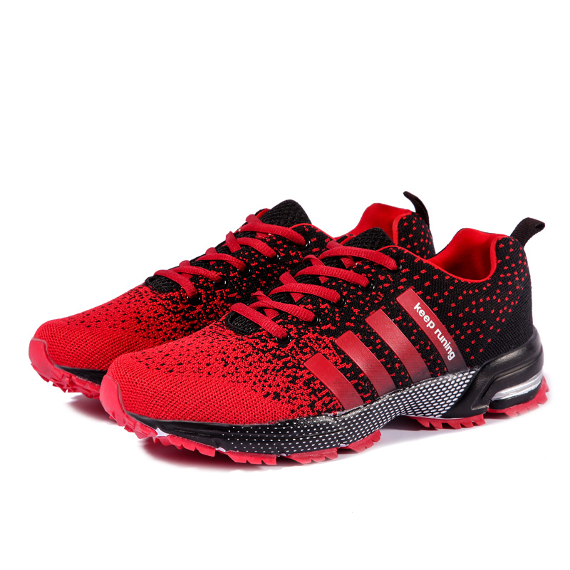 Stability Sport Shoe For Men Women's Autumn Winter Trainning Sneaker Breathable Outdoor Running Shoes Ultra-light Tennies Shoes