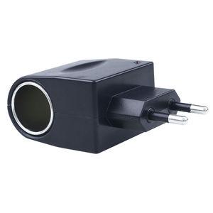 Image 5 - Yeni 220V AC fişi 12V DC araba çakmak dönüştürücü soket adaptörü araç çakmak fişi araba oto aksesuarları