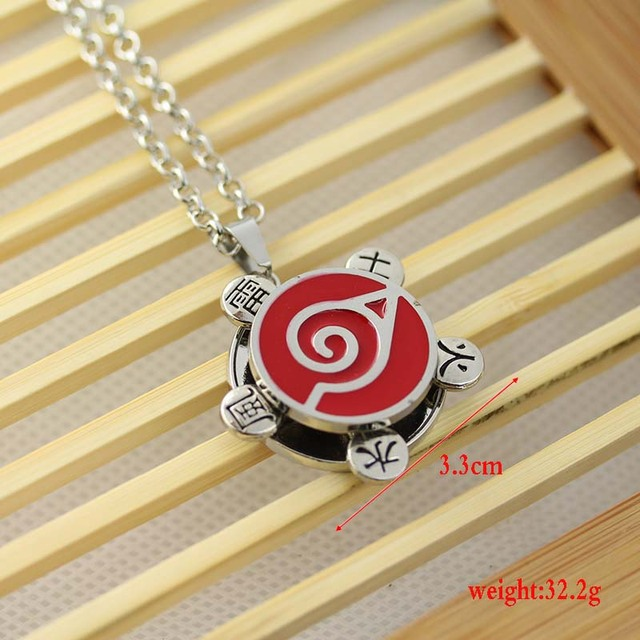 Naruto Akatsuki Organization Cosplay pendant/necklace