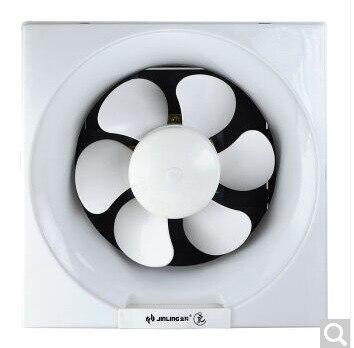 Matériau plastique cuisine salle de bains tuyau forte Ventilation ventilateur étanche à l'humidité propre Air Ventilation équipement ventilateur d'échappement