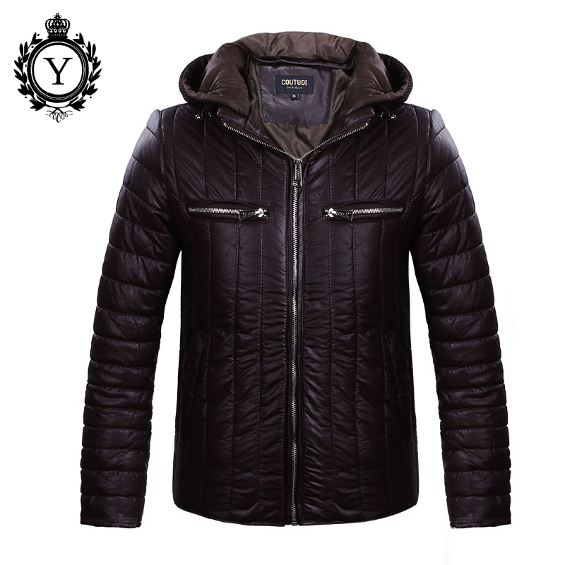 COUTUDI Factory Sale Winter Jacket Men 2017 New Fashion ...