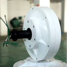 R&X CE Manufacturer PMG 3 Phase AC Coreless Permanent Magnet Generator Alternator Free Energy 400w 600w optional