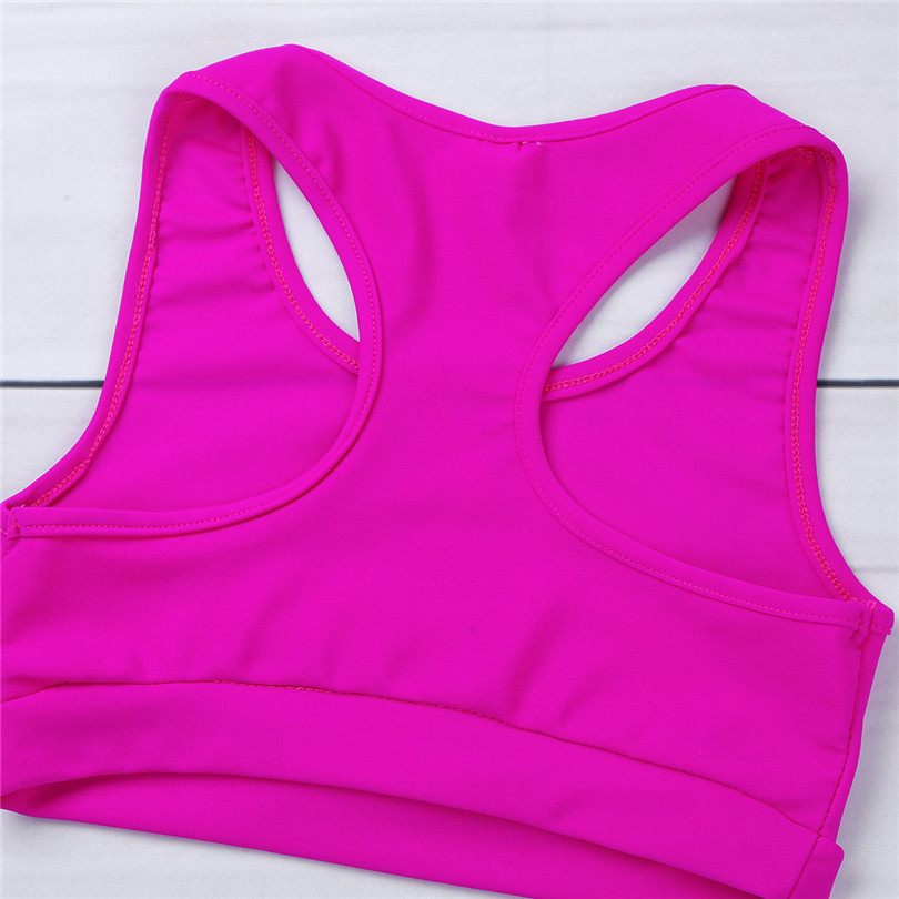 iEFiEL Kids Children Sportwear Baby Girls Yoga Vest Crop Top Pants Leggings Dry Fast Children Summer Casual Exercise Gym Outfits | Happy Baby Mama
