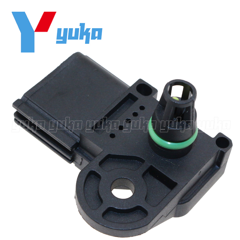 L301-18-211A MAP Sensor Intake Air Boost Pressure Manifold Absolute Druck Sender For Mercury Milan Mariner 2.3L 2.5L