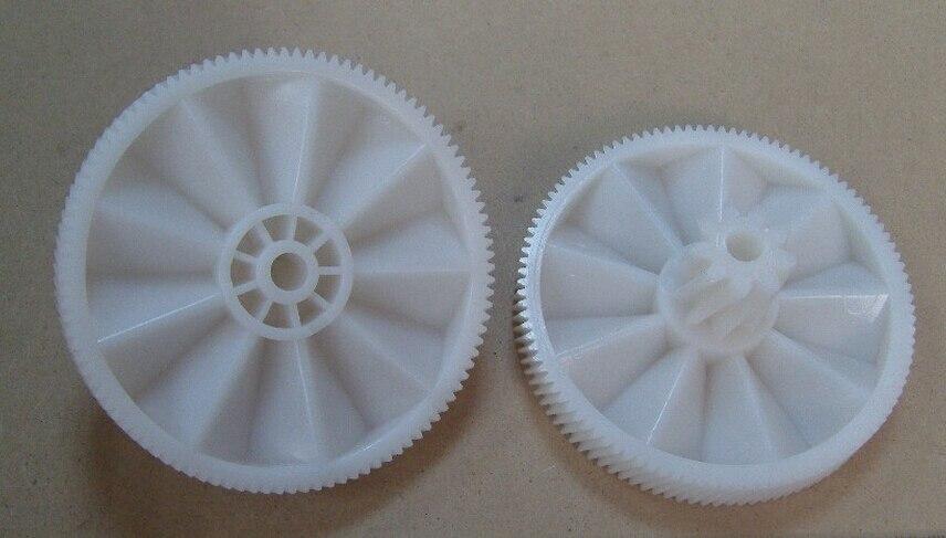 Free Shipping/meat grinder plastic gears fit Braun Power Plus G1300, G1100, KGZ 4, KGZ 3 meat grinder parts gear plastic gear fit for braun power plus g1300 g1100 kgz4 kgz3 g1500 model 4242 4217 4195 unusde