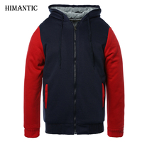 Hoodies Men Winter Sweatshirt Moletom Sportswear Tracksuit Hoodie Men S Causal Thick Velvet Baseball Uniform Coats