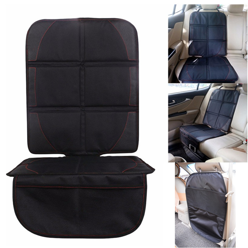Car Protect Seats Anti-skid Car Seat Protector KidS Baby Chairs Seat Protection Cushion Auto Seat Back Scuff Dirt Protector