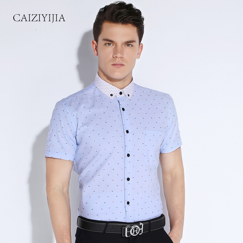 Short Sleeve Button Down Shirts For Men Cheap
