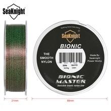 SeaKnight BIONIC MASTER 150M Nylon Fishing Line Smooth Nylon Line Monofilament Mono Line 2-25LB Fishing Line Saltwater Fishing