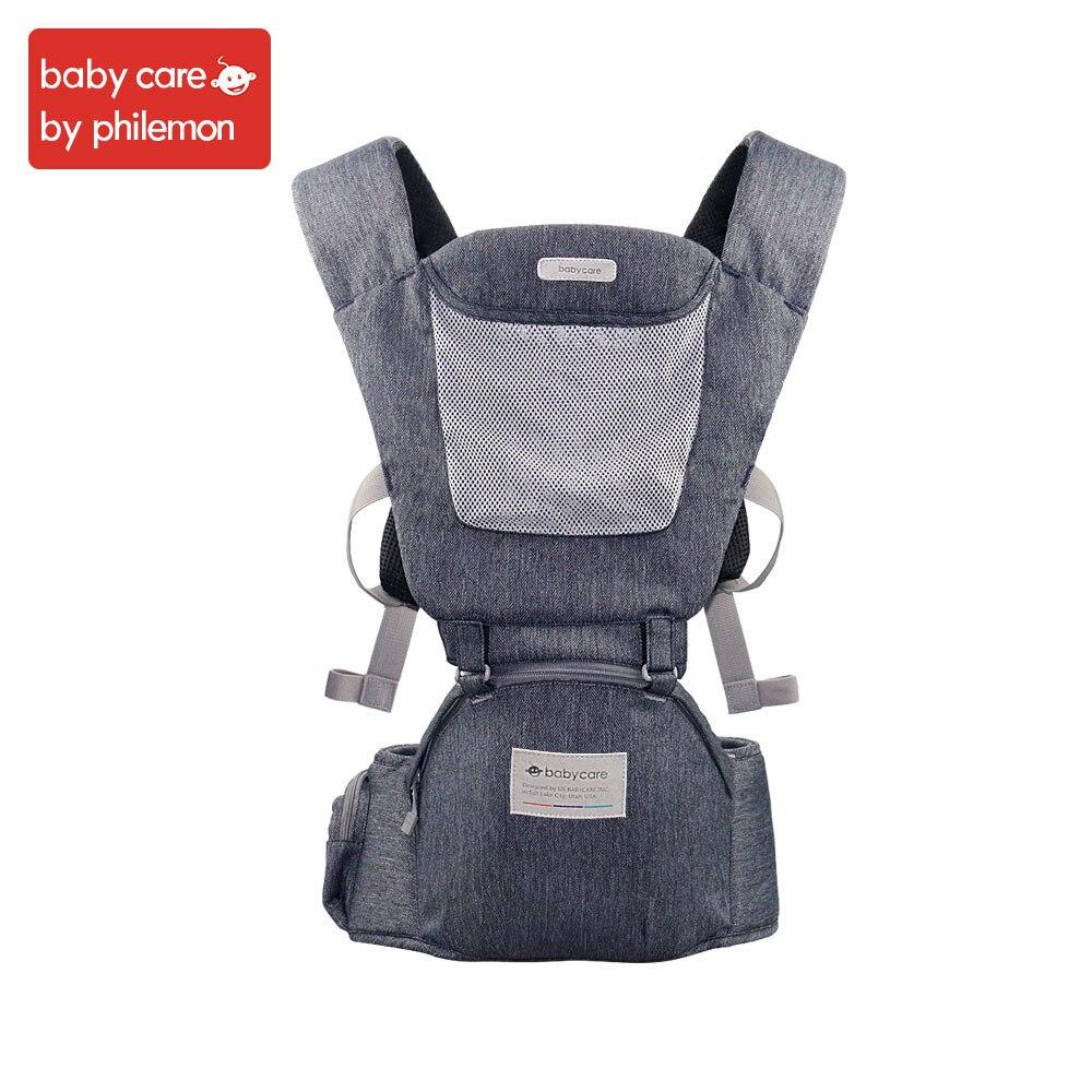 Babycare Ergonomic Baby Infant Carrier Backpack kid Hipseat sling baby Kangaroos Comfortable Front Facing Travel Sling Wrap