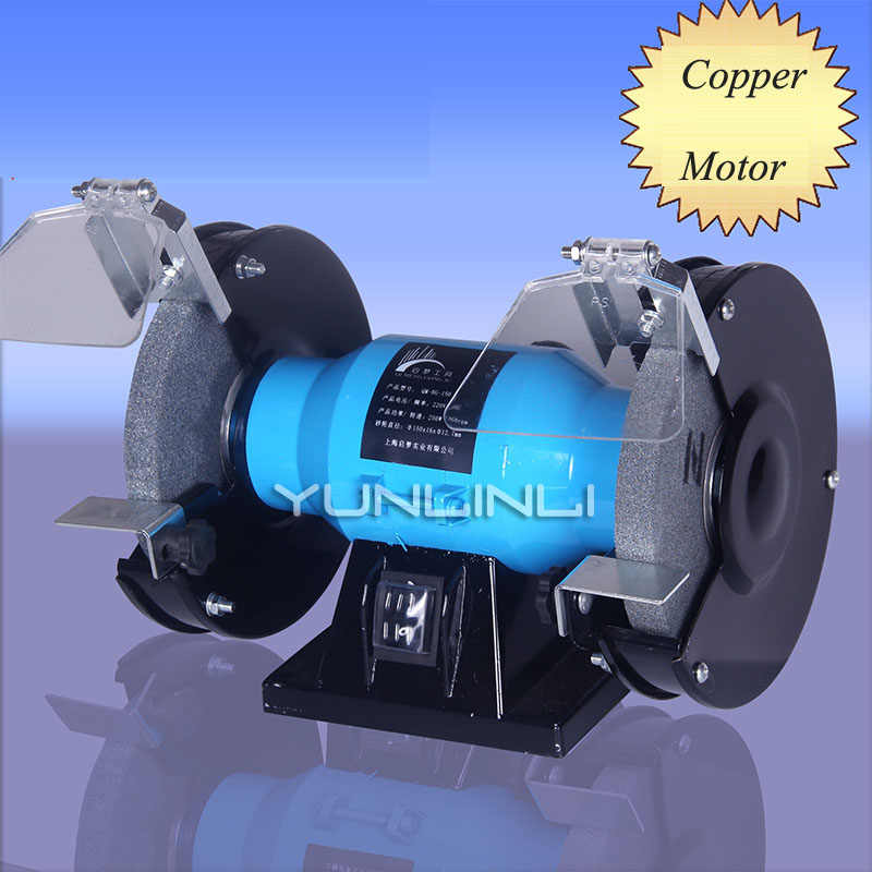 Surprising 6 Inch Bench Grinder Small Household Grinder Micro Polishing Camellatalisay Diy Chair Ideas Camellatalisaycom