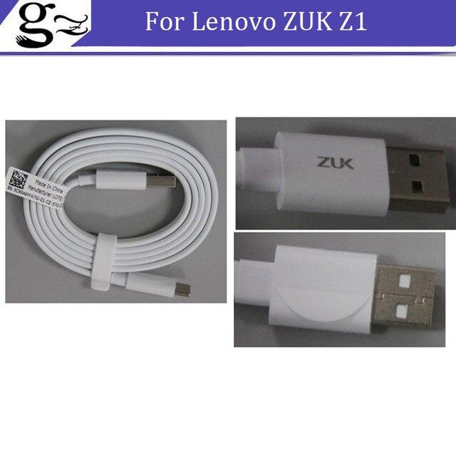 Для Lenovo ZUK Z1 Зарядное Устройство Кабель 100% Оригинал Новый ZUK Z1 USB Кабель для Передачи Данных Бесплатная Доставка 2 ШТ./ЛОТ