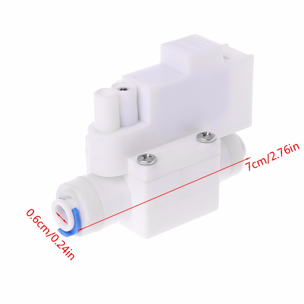 MEXI 1PC High Pressure Shut off Switch 1/4 for Water RO Booster System LPS Water Filter Accessories Replacement PartMEXI 1PC High Pressure Shut off Switch 1/4 for Water RO Booster System LPS Water Filter Accessories Replacement Part