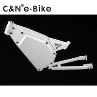 5000w Electric Bike Motor S Steel Frame