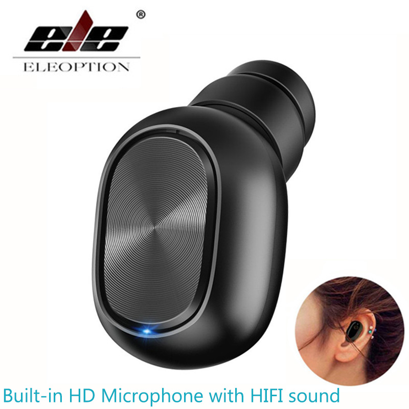 Mini wireless Invisible Earphone Bluetooth Headphone Micro Earbud Wireless Sport headset Micro Earphone Bluetooth with Mic