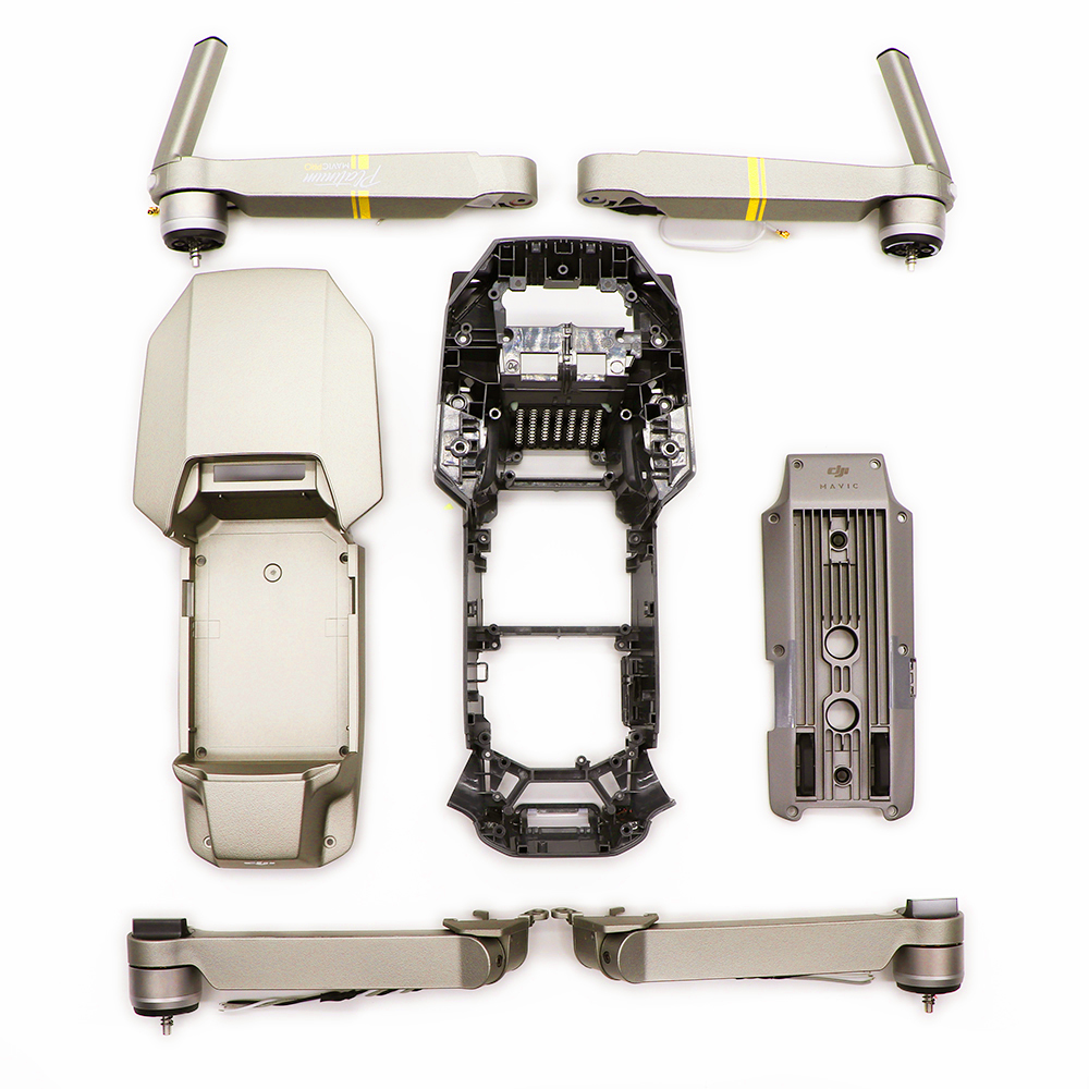 100-genuine-spare-parts-for-dji-font-b-mavic-b-font-pro-platinum-body-shell-arm-with-motor-repair-accessories-replacment