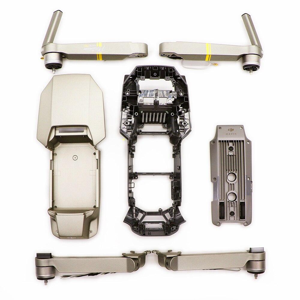 100% genuino repuestos para DJI Mavic Pro Platinum cuerpo brazo con Motor reparación accesorios reemplazo