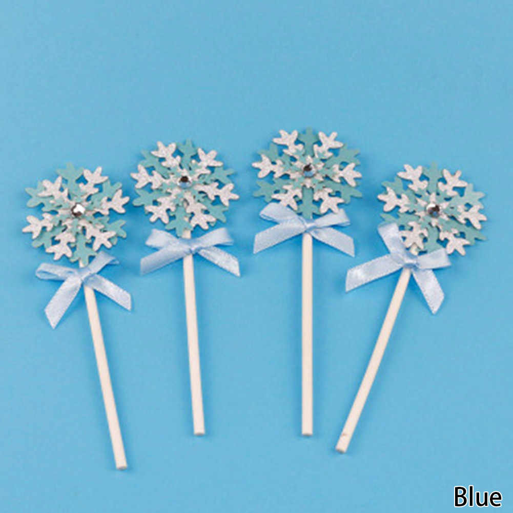 Detail Feedback Questions About Snowflake Cupcake Toppers Baby Girl