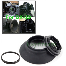 뷰 파인더 고무 아이 컵 DK 19 DK19 Nikon D5 D4 D4s D850 D810 D810A D800 D800E D500 D700 D3X D3s D3 D2X D2H F6