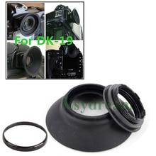 Sucher Gummi Augenmuschel Auge Tasse als DK 19 DK19 für Nikon D5 D4 D4s D850 D810 D810A D800 D800E D500 D700 d3X D3s D3 D2X D2H F6