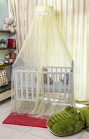 Fashion Bed Linings Baby Bed Mosquito Dome Palace Style Crib Netting Flooring Type