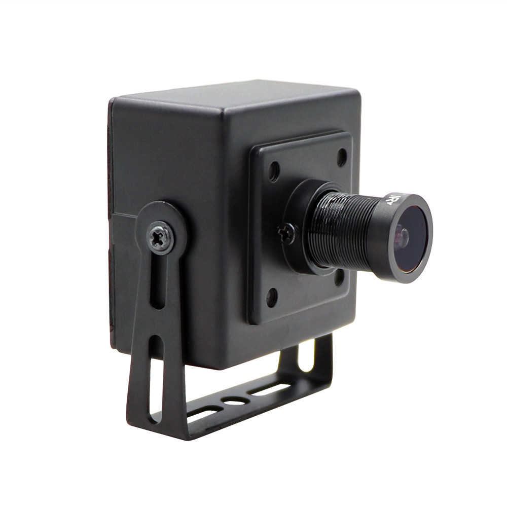 US $48 0 |Global Shutter Monochrome 90fps Webcam VGA 640 x 480P OTG UVC USB  Camera with Mini Case Housing-in Surveillance Cameras from Security &