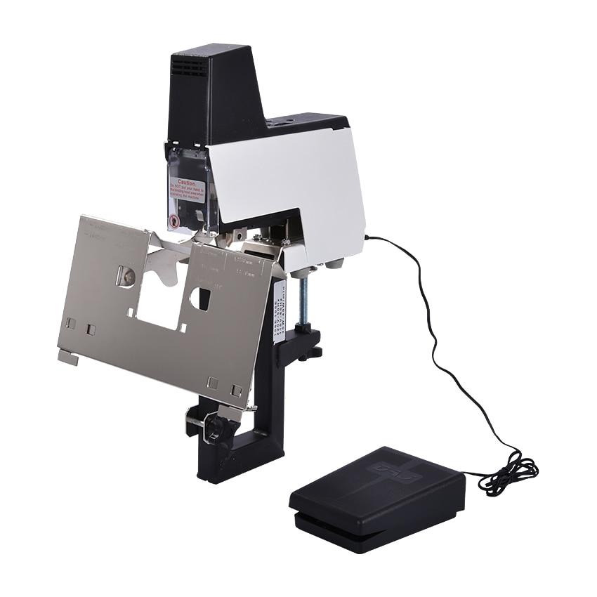 Elektrikli Auto Rapid Stapler Binder Machine Book Binding Machine - Ofis elektronikası - Fotoqrafiya 2