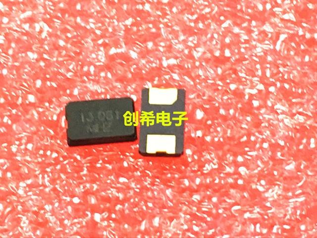 13.081เมกะเฮิร์ตซ์5032คริสตัลแบบp assiveแพทช์13.081เมตรคริสตัลเรื่อยๆ5*3.2 2ฟุต