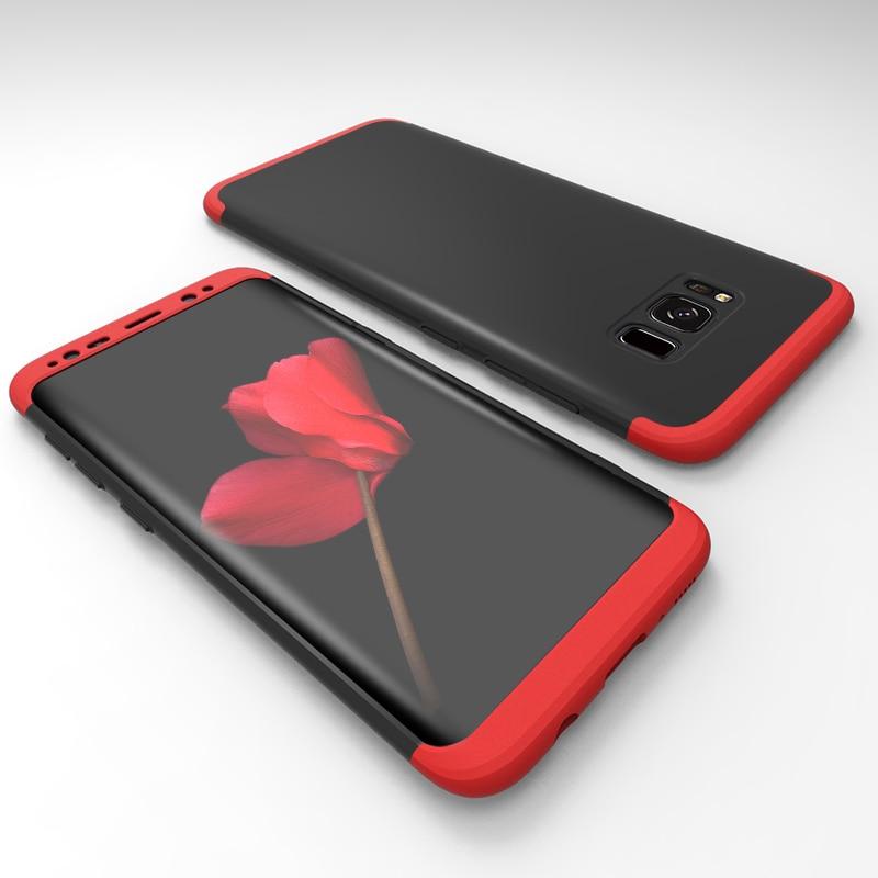 Θήκη GKK S8 Tough Double Dip 360 Full Protection Hard Matte Case - Ανταλλακτικά και αξεσουάρ κινητών τηλεφώνων - Φωτογραφία 5