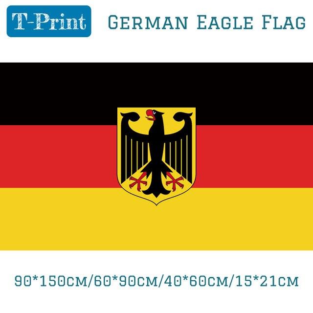 Aliexpress.com : Buy 90*150cm/60*90cm/40*60cm/15*21cm Germany German ...