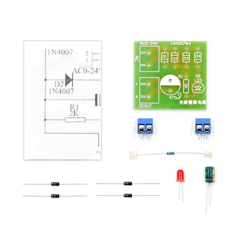 Home Various Useful Precision Full Wave Rectifier Circuit