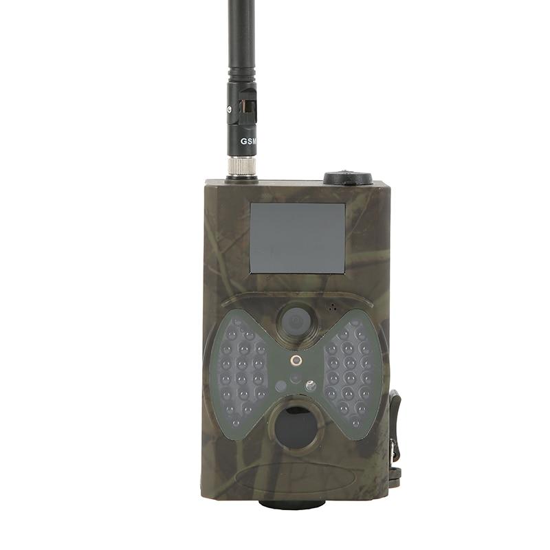 1200 (dpi) pas de caméras de sentier de lueur caméras de chasse piège caméras de jeu noir IR caméras de faune (sans batterie)