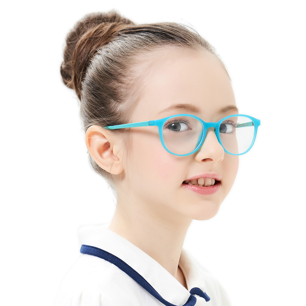 Kirka Kids Glasses TR90 Flexible Children Eyeglasses Protective Kids Glasses Frame Optical Glasses For Kids Spectacle Frame