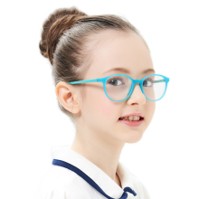 Kirka Kids Glasses TR90 Flexible Children Eyeglasses Protective Frame Optical For Spectacle
