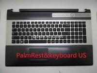 Palm Restแล็ปท็อปและแป้นพิมพ์สำหรับSamsung RF710 RF711
