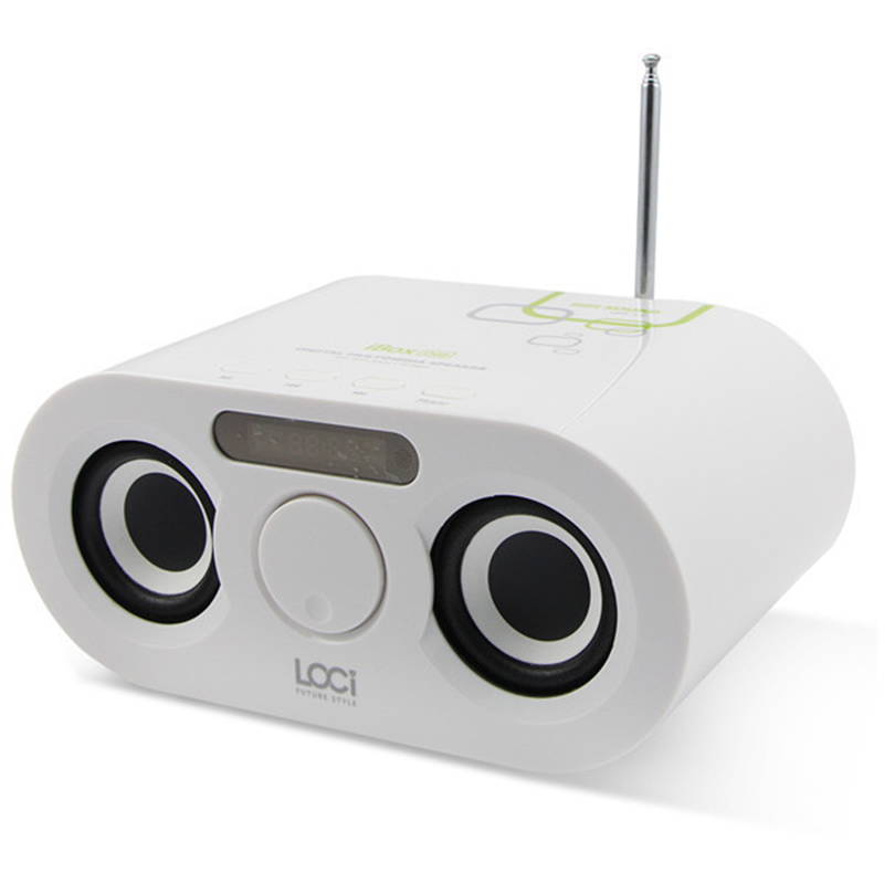 Multimedia Speaker FM Radio Portable Speakers with Remote Control Support TF U disk for Phone PC Stereo Music Player