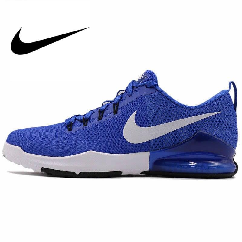 Original Authentic NIKE Original Breathable ZOOM Men's Running Shoes Lunar Low top Sneakers Trainers Outdoor Walking 852438 401