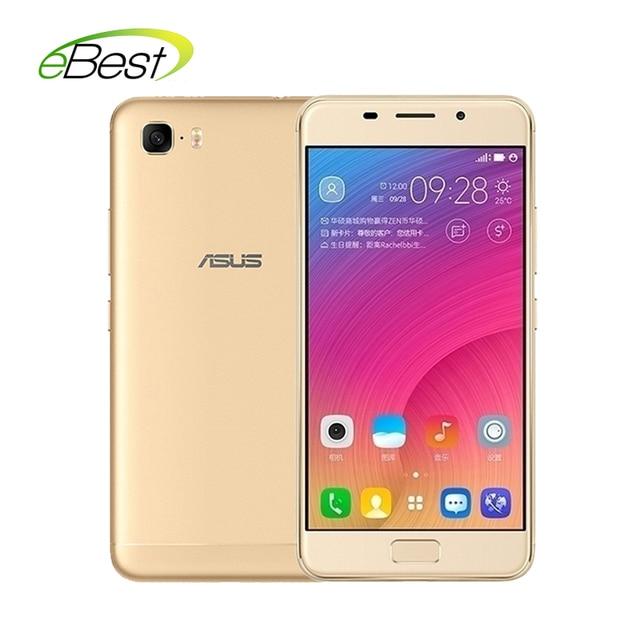 Original ASUS Zenfone Pegasus 3s Max ZC521TL SmartPhone MT6750 Octa Core 5000mAh 5.2 Inch HD 2.5D screen 3GB RAM Fingerprint ID