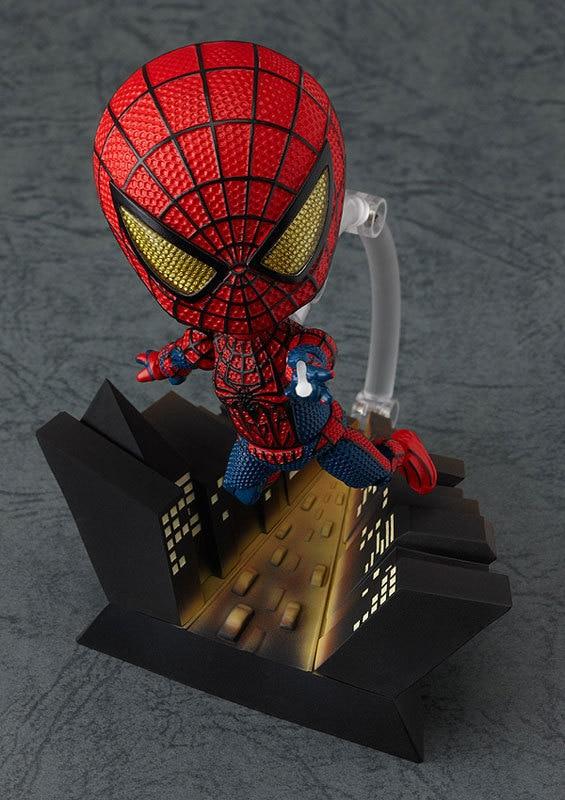 Nendoroid Spider-Man Spider Man Spiderman #260 PVC Action Figure Collection Model Toy 4 10CM пластилин spider man 10 цв