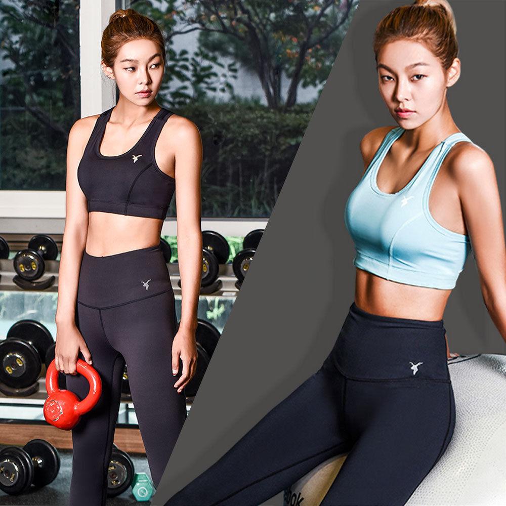 [AKIII CLASSIC] pantalons de Yoga de marque de remise en forme de corée célèbre-fabriqués en corée