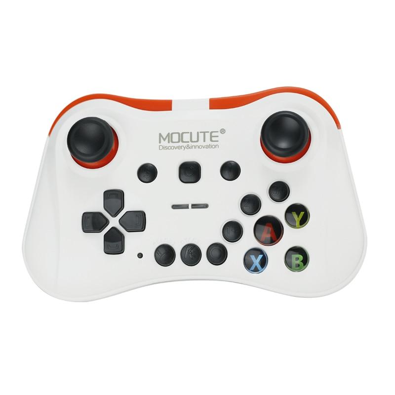 Mocute 056 Bluetooth геймпад мобильный телефон джойстик беспроводной джойстик VR контроллер для PUBG мобильный iso android tv BOX PC Fortnite