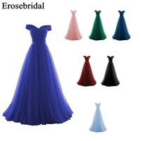 Long Formal Dress Evening Gown for Women 2019 Evening Dress Long Royal Blue Dress Lace Up Back robe soiree