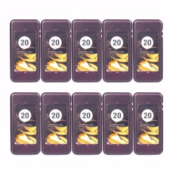 10Pcs TIVDIO Call Coaster Pager Receiver for Wireless Restaurant Paging Queuing System Calling Pager System 433MHz F4427A