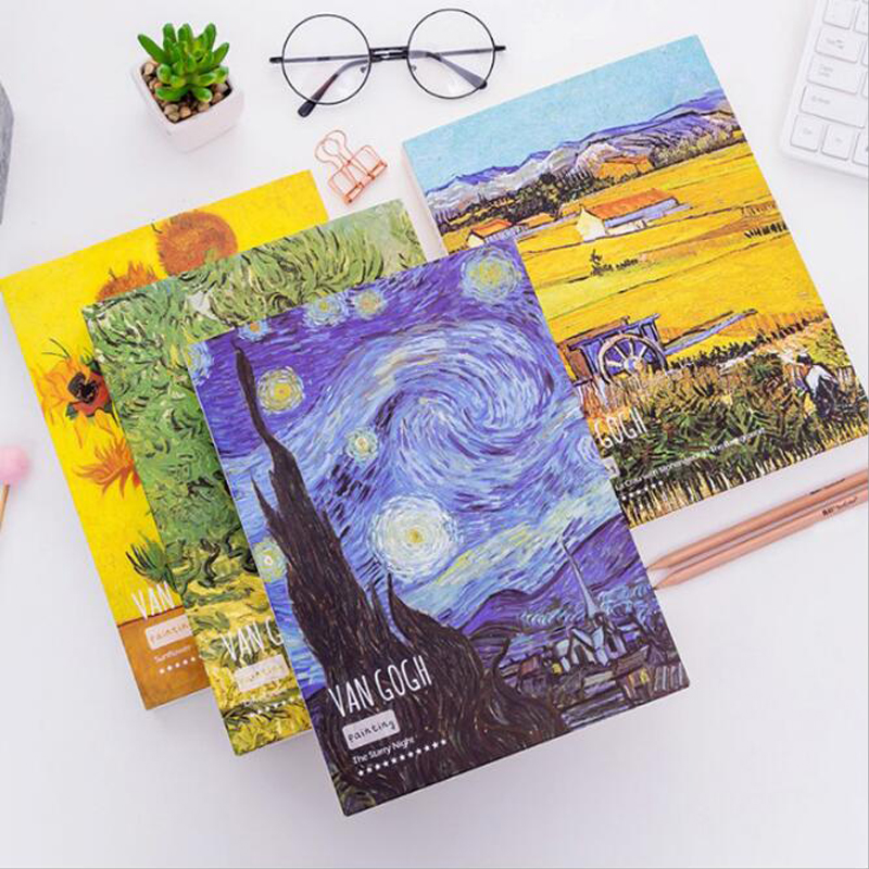 цена на Art painting Sketchbook Adult blank Sketch Drawing B5 128 Super Thick Hand Painted Special Painting Book