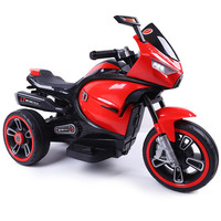 Children's Electric Motorcycle Tricycle 1 6 7 Years Old Child Toy Car Baby Large Battery Car People Can Sit Fashion Baby Car