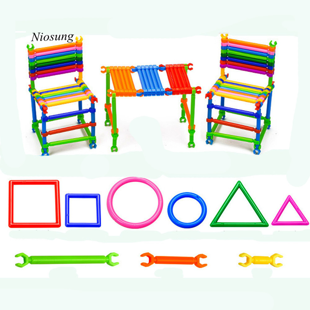 Hot Sale Mathematical Intelligence Stick Figures Box Education Baby Toys Preschool 250PCS wholesale