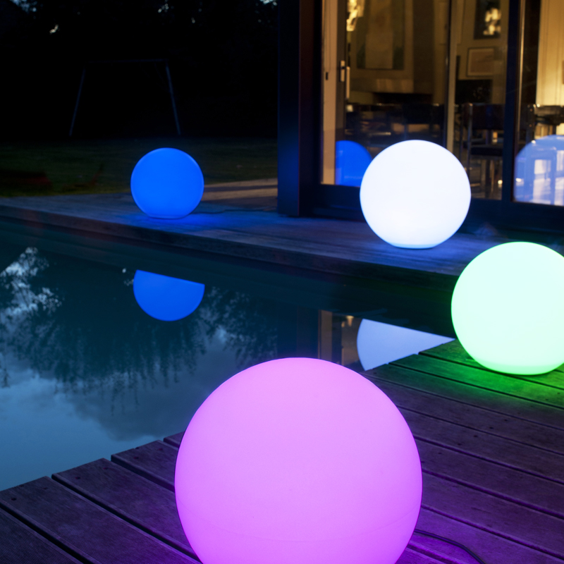 30cm LED furniture Party Decoration Garden Waterproof LED Ball,LED Light Ball,Light Ball