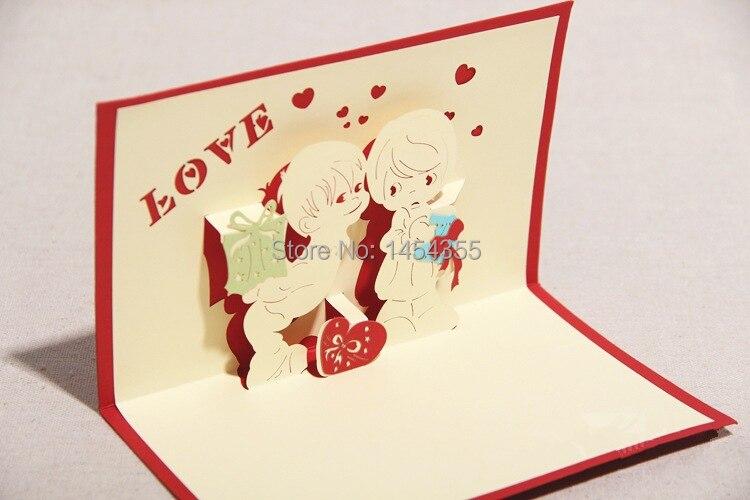 Free shipping 3d boyfriend girlfriend confession of love doll 3g 2g m4hsunfo
