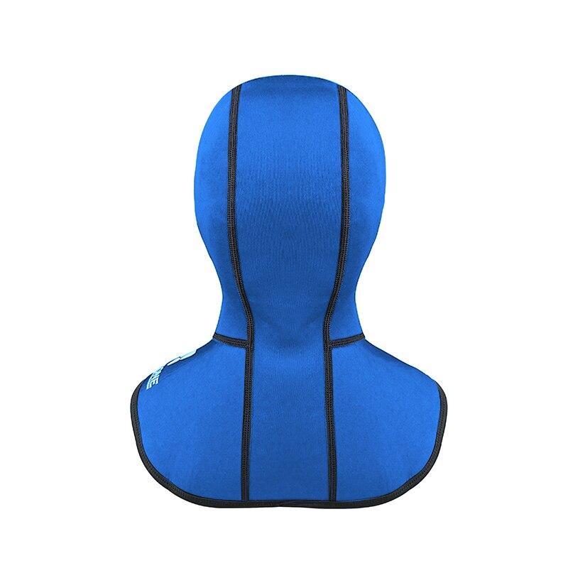 2mm 3mm wetsuit neoperen diving hood hat cressi scubapro mares black blue nike adias sailing surfing snorkeling5